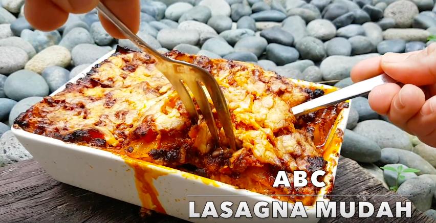 Resepi: Lasagna Mudah