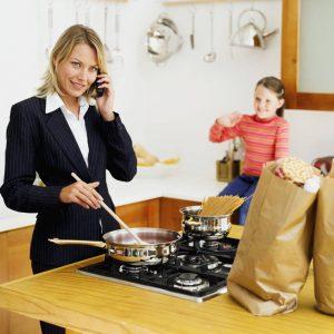 Bahagi Masa Cara Wanita Bekerjaya