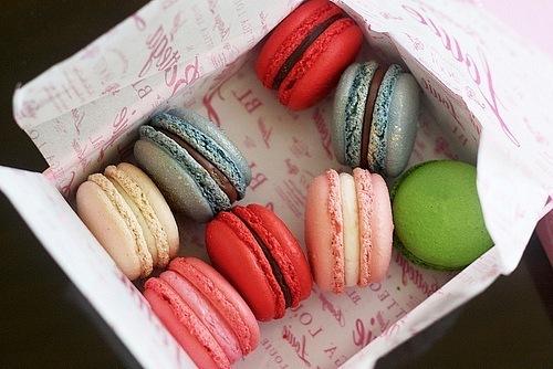 Fakta Mengenai Macarons