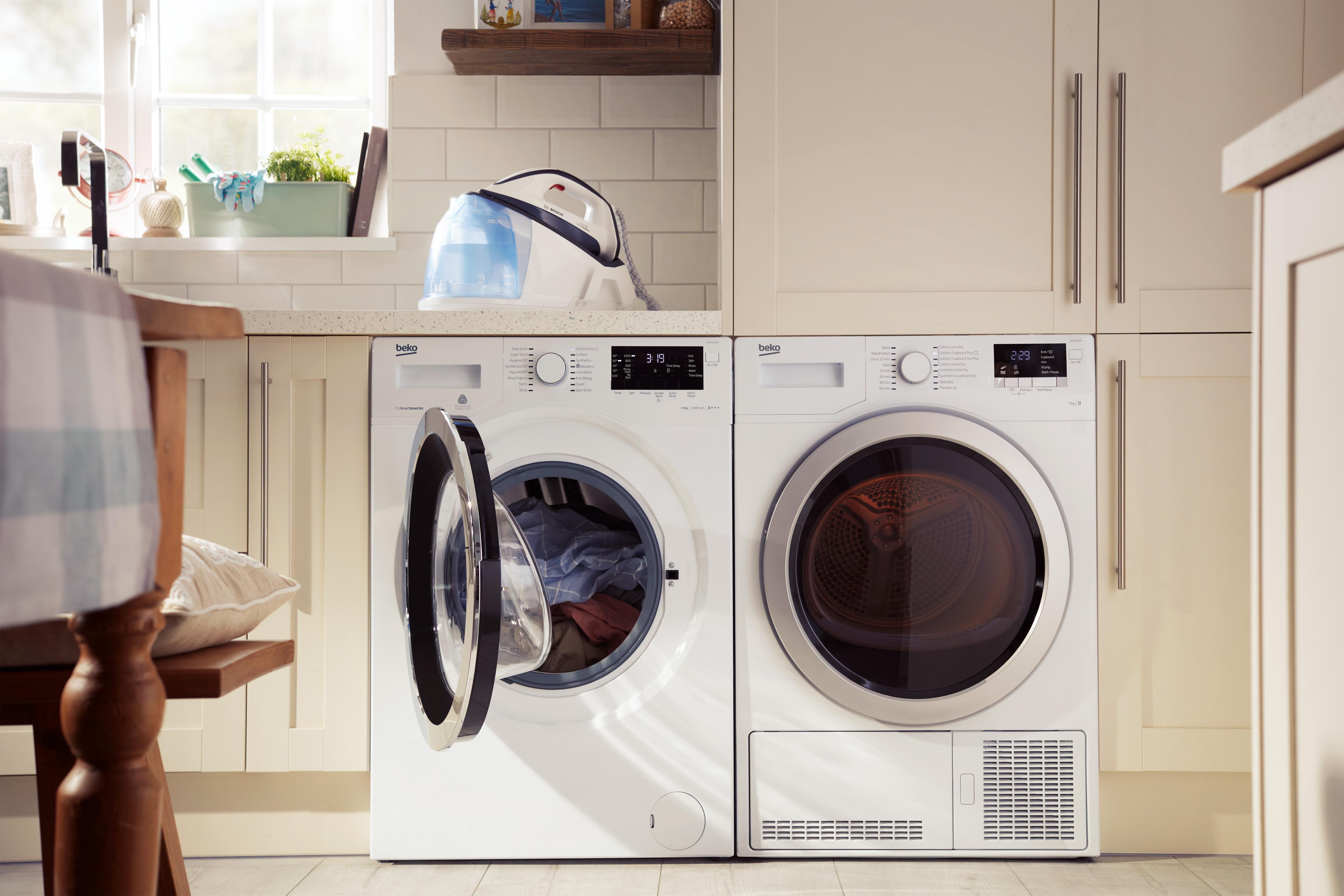 Tip Mudah Cuci Mesin Basuh