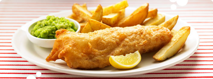 5 Restoran Fish & Chips Terbaik di KL