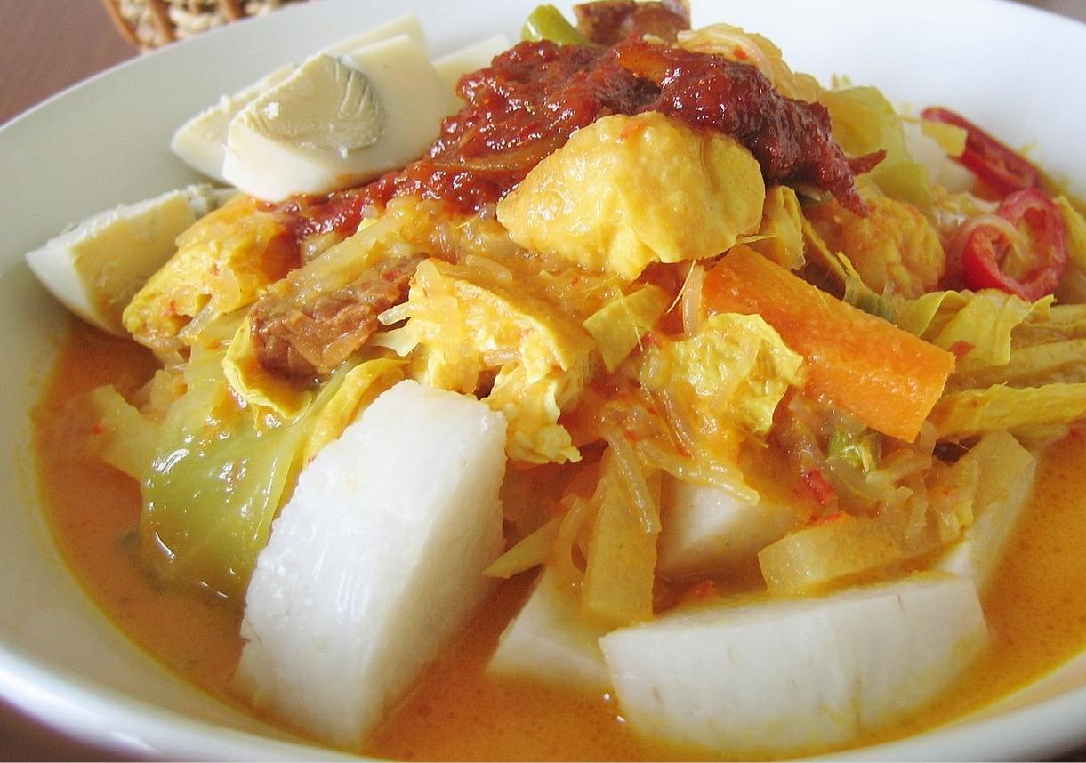 Kalori 30 Makanan Popular Hari Raya