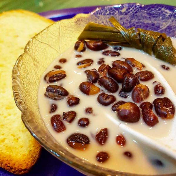 Resepi: Bubur Kacang Merah