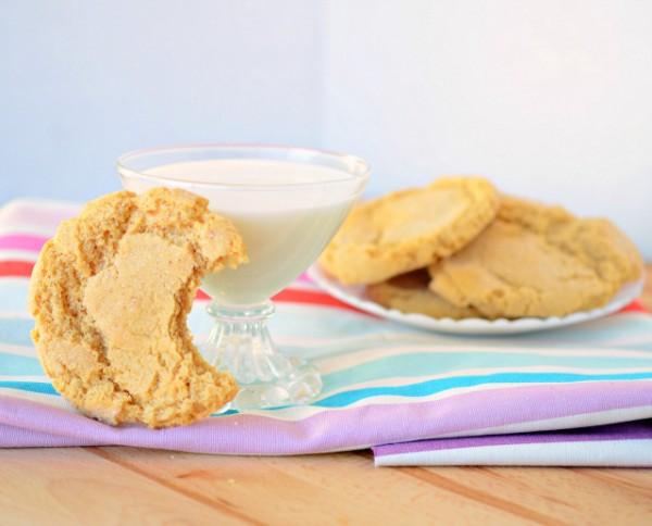 Resepi: Biskut Peanut Butter