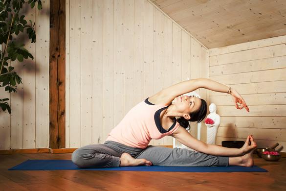 Amalan Yoga Baik Untuk Kesihatan Dalaman