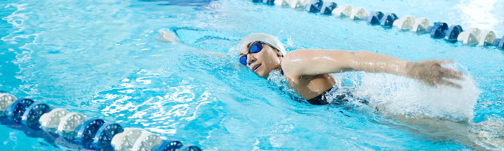 Berenang Bantu Penafasan Menjadi Lebih Baik