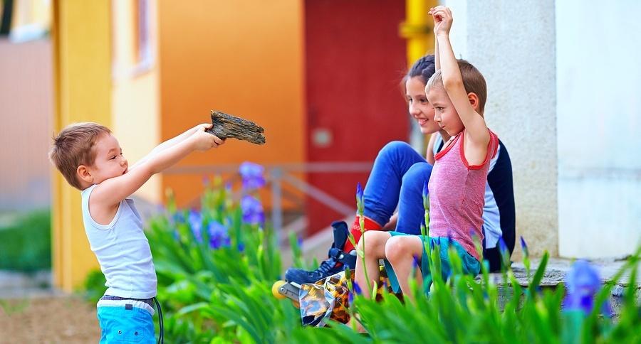 Ibu Bapa Harus Waspada Jenis Permainan Berbahaya Buat Anak Anda