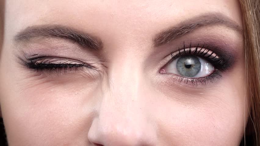 Mata Sering Berkedip Petanda Mata Anda Sihat