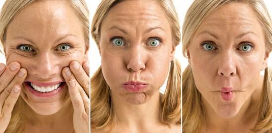 Kawalan Ekpresi Wajah Lewatkan Penuaan Kulit