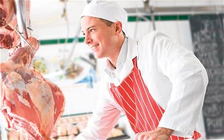 Jangan Tertipu Dengan Penjual Daging !