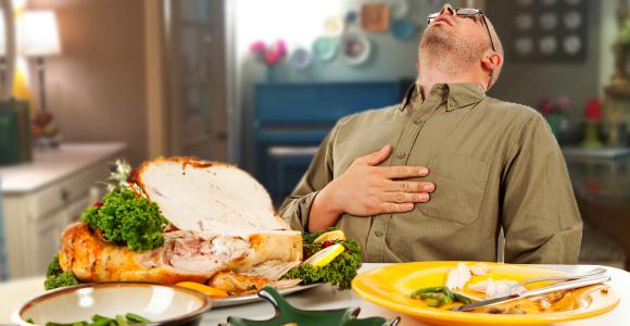 Langkah Mengelakkan Makan Secara Berlebihan