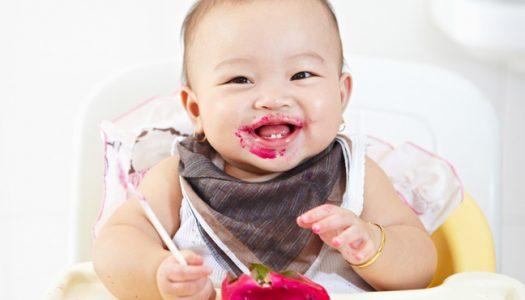 Anak Memang Comot Kalau Makan Sendiri