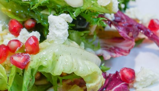 Resipi: Salad Delima
