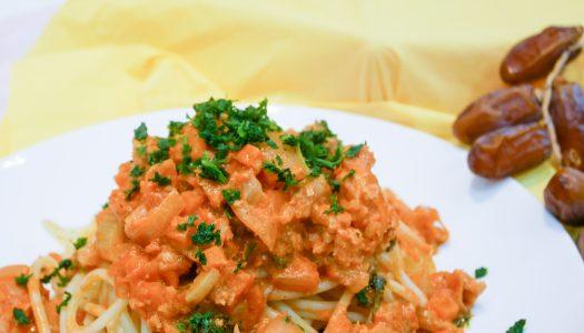 Resipi: Pasta Sos Tomato Berkrim