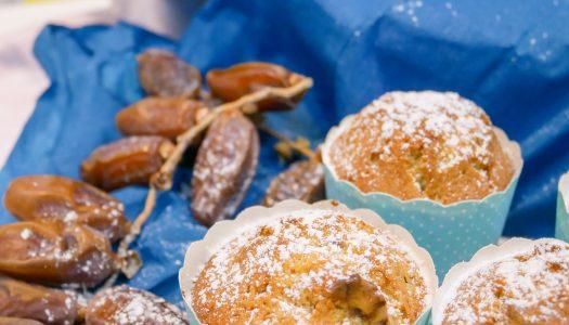 Resipi: Muffin Kurma Blueberry