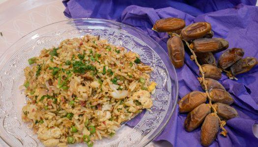 Resipi: Nasi Goreng Ulam
