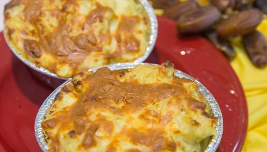 Resipi: Baked Macaroni Cheese