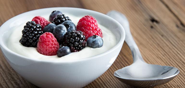 Diet Dengan Yogurt