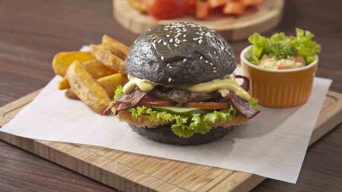 Jom Tengok 8 Burger Paling Unik Di Dunia