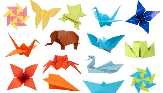 Origami Merangsang Perkembangan Otak